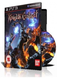 بازی (Knights Contract PS3 (5DVD